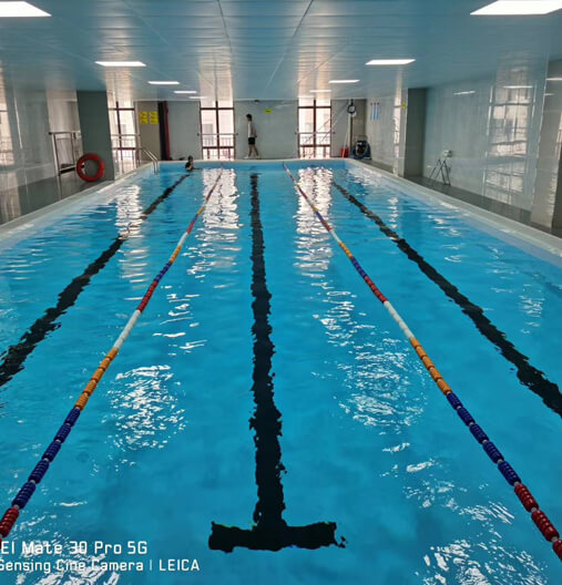 扬州广陵泳鑫世界泳池